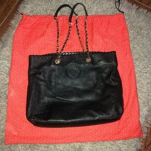 Authentic Used Tory Burch Marion Tote